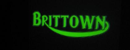 Brittown logo - Ton-up Stockholm Screening at Debaser Medis