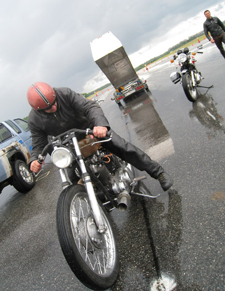 Ton-up Stockholm Applebee Speed Trophy 2008 - Sportster Tracker