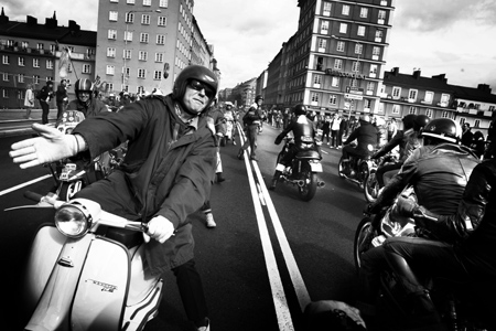Rockers vs Mods Stockholm