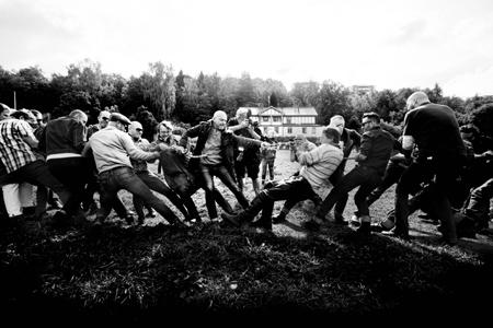 Rockers vs. Mods Stockholm 2010 Foto: Beatrice Lundborg